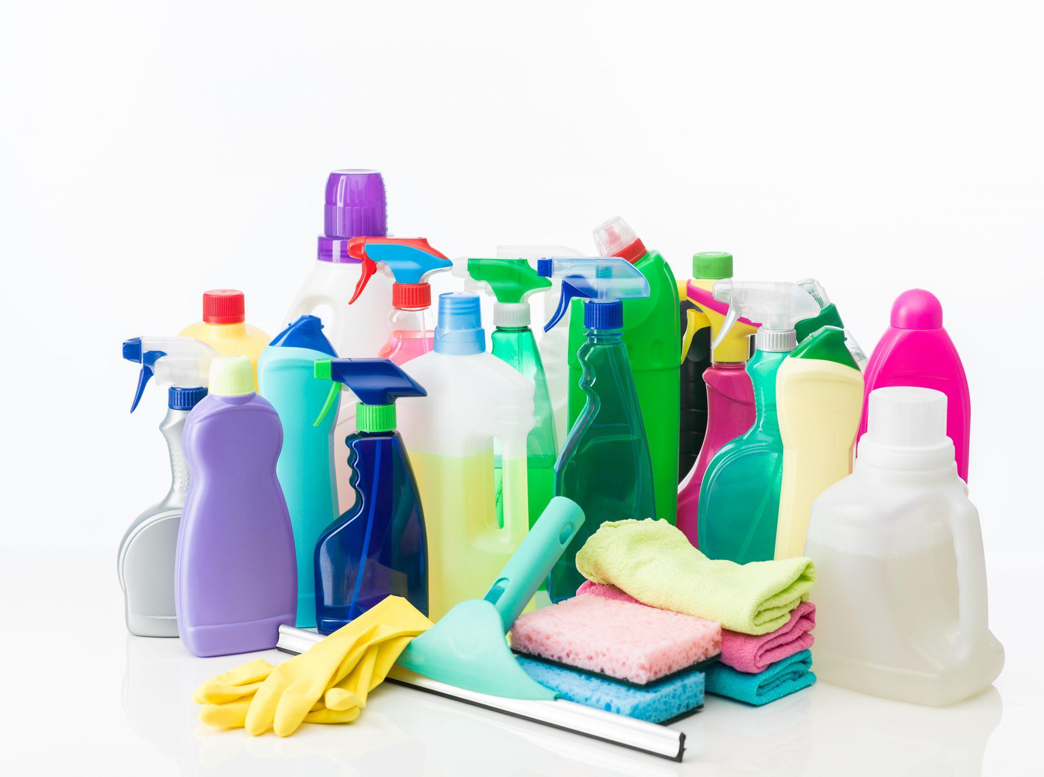 Podutos Limpeza e Higienização